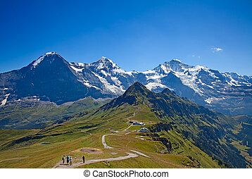 Jungfrau, regione
