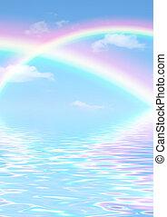 Rainbow Beauty