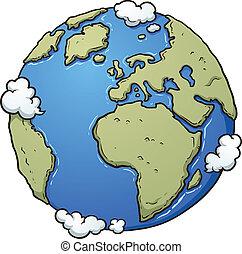 惑星, 地球