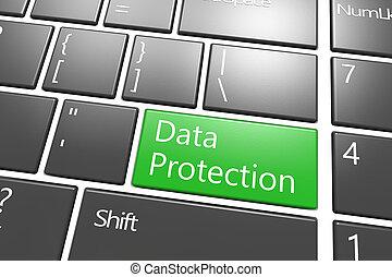 datos, protección