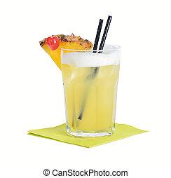 Mai Tai Cocktail - Mai Tai, an alcoholic cocktail based on...