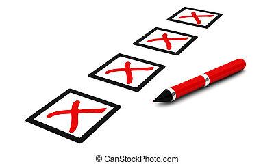 3d questionnaire