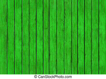 green wood panels design texture background