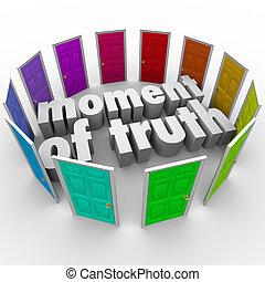 momento, verdade, escolher, melhor, caminho, diferente,...