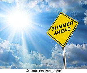 Summer Ahead