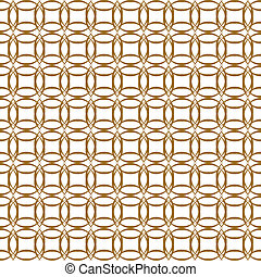 seamless background - seamless texture grid of circles