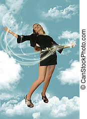 Ruling air - Ruling elements of air causes a wind sphere