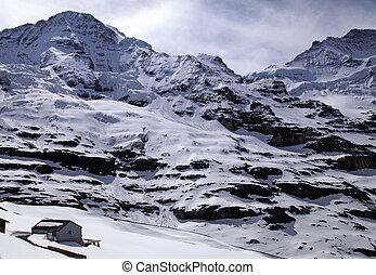 """Jungfraujoch, -, """"Top, Europe"""", svizzero,..."""
