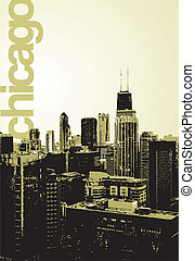 Chicago alternative skyline - An alternative, fresh view of...