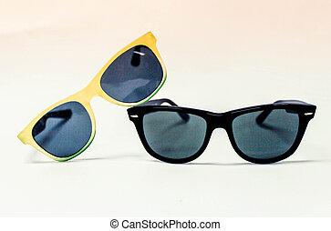 Ray Ban style sun shades
