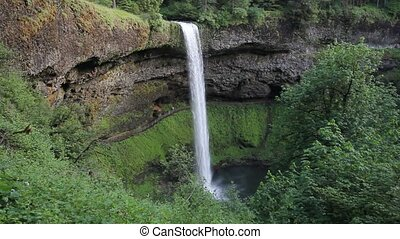 South Falls in Silverton Oregon