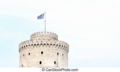white tower thessaloniki landmark