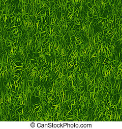 Green Grass Pattern - Green grass texture that tiles...