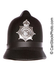 police officers fancy dress hat studio cutout