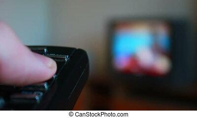 TV remute control
