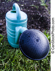 watering can  - watering can