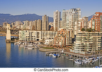 Vancouver, British Columbia - Vancouver, home of the 2010...