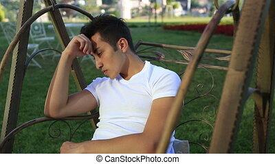 sad 2 - young sad boy