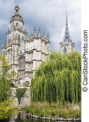 Cathedral Notre Dame Evreux