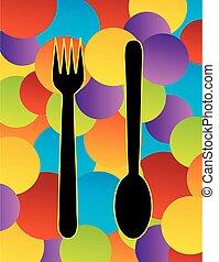 Food logo- for restaurant