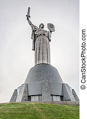 Monument of the Motherland, Kiev, Ukraine