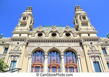 Monte Carlo Casino and Opera, Monaco - Complex includes a...