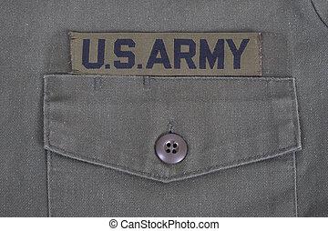 us army uniform vietnam war period