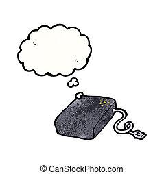 hard drive cartoon