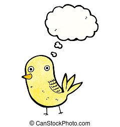cute bird carton