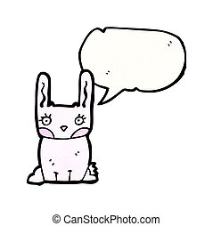 bunny rabbit cartoon
