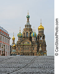 Church of Spilled Blood in - Church of the Savior on Spilled...