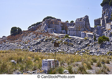 black and gold marble quarry - black and gold portoro marble...