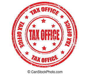 Tax office-stamp