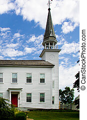 Historic Church in Duanesburg, NY, - This historic...