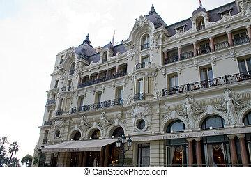 paris,  hôtel,  de