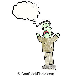 Frankenstein, monstruo
