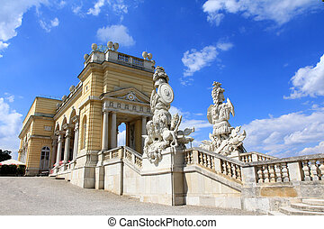 Schloss Schoenbrunn Palace, Vienna