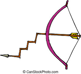 Bow and arrow