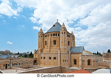 Dormition - Church of Dormition on the Mount Zion