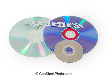 Relationship software - Different disk types for the...