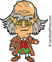 Scrooge - Ebenezer Scrooge Making an Angry Face at Christmas