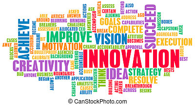 Innovation and Inspiration as a Art Concept