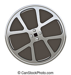 Motion picture film reel - 16 mm motion picture film reel -...