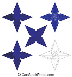 Ninja Stars Shuriken