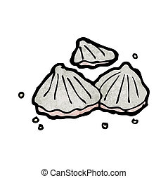 oysters illustration