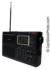 Radio, Communication, Object, Industry, Ham Radio, Advancing...