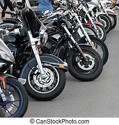 Motobikes, fila