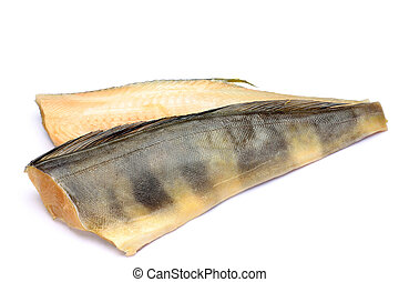 stripe atka mackerel - This is Japanese food with a stripe...