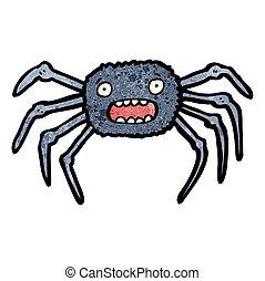 cartoon tarantula