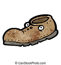 Old boot Vector Clip Art Royalty Free. 2,022 Old boot clipart ...